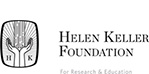 Helen Keller Foundation logo