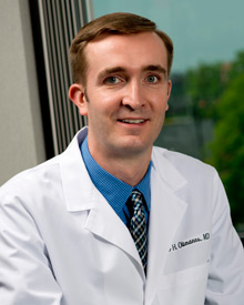 Dr. Matthew Oltmanns of Retina Specialists