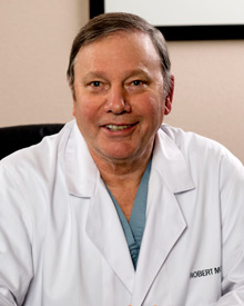 Dr. Robert Morris of Retina Specialists